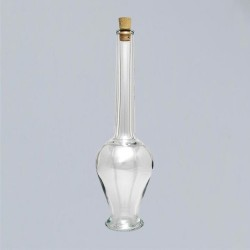 Elixir bottle ball 100 ml with cork