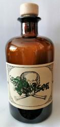 Alchimistes Bouteilles Poison avec crâne