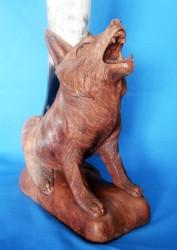 Trinkhornhalter Fenris Wolf