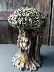 Mother Maiden Crone figurine