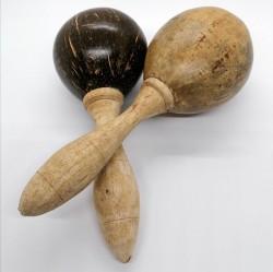Coconut Rattle