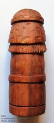 Odino Figura di del legno