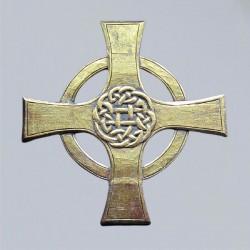 Celtic Cross, carved, big