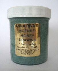Anna Riva incense Money Drawing