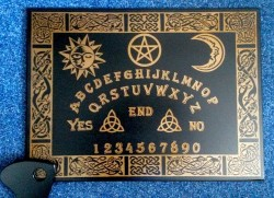 Witchboard Celtic, englisch