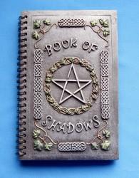 Libro delle Ombre con Pentagramma piccolo
