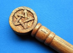 Magic Wand Pentagram