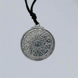 Ciondolo Pentagramma a mercurio