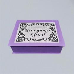 Purification ritual to effect purification
