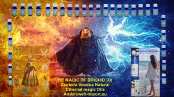 Magic of Brighid Magic Oil ethereal Frankincense 10 ml