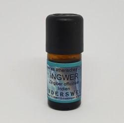 Ätherisches Öl Ingwer (Ziniber officinalis)