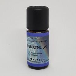 Huile essentielle Noix muscade (Myristica fragans)
