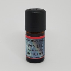 Olio essenziale Estratto di vaniglia con l'alcool (vaniglia planifolia)