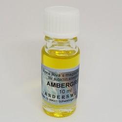 Anna Riva's Olio Ambergris Flaconcino da 10 ml