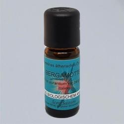 Olio essenziale Bergamotto Bio (Citrus aurantium berga) 10 ml