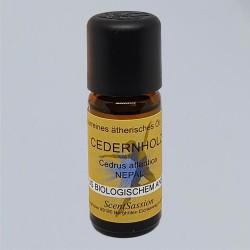 Essential Oil Cedarwood Bio (Cedrus atlantica) 10 ml