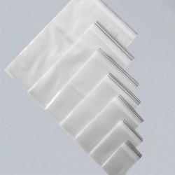 Sachets en plastique à fermeture pression 120 x 180 mm