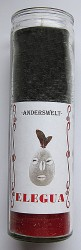 Voodoo Orisha Jar Candle Elegua