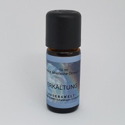 Essential oils blend Against Cold Phial with 10 ml