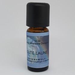 Ätherische Öle Mischung Gute Laune Fläschchen 10 ml