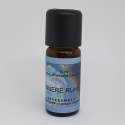 Mélange d'huiles essentielles Calme intérieur Fiole de 10 ml