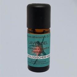 Essential Oil Lavender Bio (Lavandula angustifolia) 10 ml