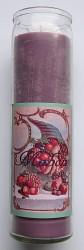 Mabon Roue de l'Année Bougies en verre