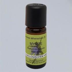 Huile essentielle Myrte Bio (Myrtus communis) 10 ml