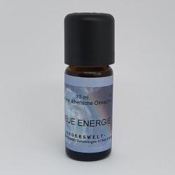Mélange d'huiles essentielles Nouvelle énergie Fiole de 10 ml