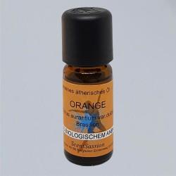 Olio essenziale Arancio Bio (Citrus aurantium dulcis) 10 ml