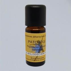 Ätherisches Öl Patchouli Bio (Pogostemon patchouli) 10 ml