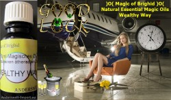 Magic of Brighid Magisches Öl äth. Wealthy Way 10 ml