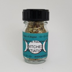 Magic of Brighid Incensi Witches Initiation